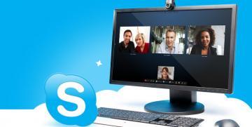 Skype para todos: los usuarios podrán conversar con personas que no utilicen el servicio